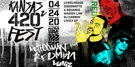 Method Man & Redman, Luniz, Ziggowatts, DJ Carbon, Lively Up,  & more! tickets