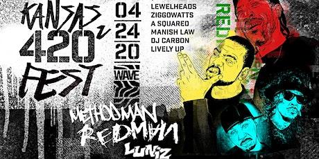 Method Man & Redman, Luniz, Ziggowatts, DJ Carbon, Lively Up,  & more!