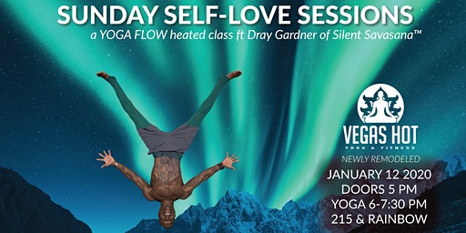 Sunday Self-Love Sessions ft Dray Gardner