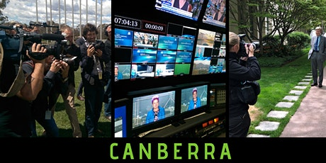Media & Communication Training for Scientists - Canberra tickets