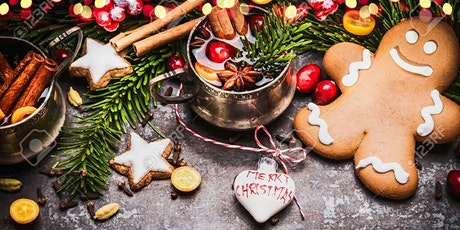 DIY Sip and Decorate Gourmet Holiday Cookie Workshop tickets