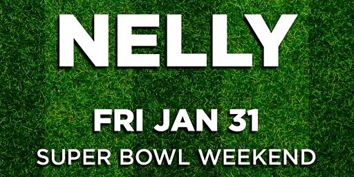 NELLY @ THE #1 LAS VEGAS HIP-HOP CLUB - DRAIS - SUPER BOWL WEEKEND