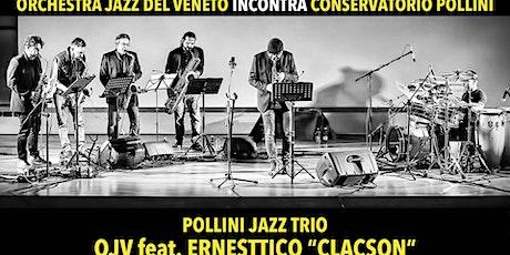 Orchestra Jazz del Veneto incontra il Conservatorio Pollini biglietti