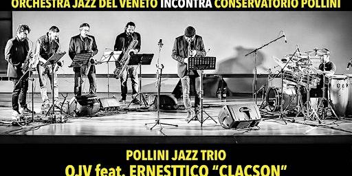Orchestra Jazz del Veneto incontra il Conservatorio Pollini