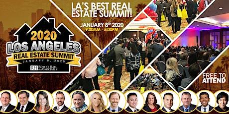 2020 Los Angeles Real Estate Summit tickets
