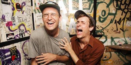 John Reynolds & Matt Barats at Union Hall tickets