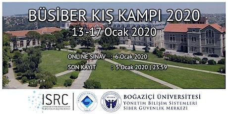 BÜSİBER Siber Kış  Kampı 2020 tickets