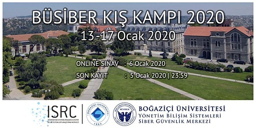 BÜSİBER Siber Kış  Kampı 2020