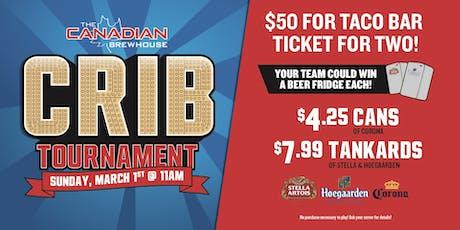 St. Albert Crib Tournament! tickets