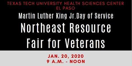 MLK Jr. Day of Service Veterans Resource Fair boletos