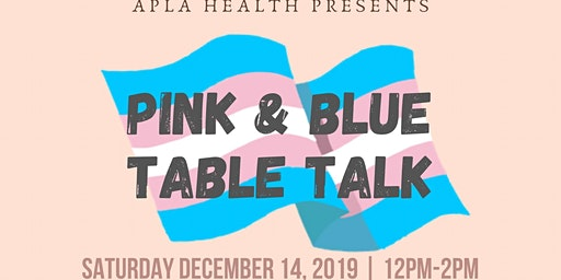 Pink & Blue Table Talk - St. Mary Medical Campus