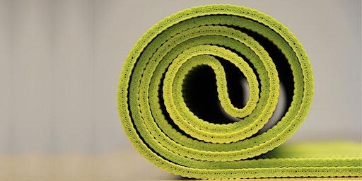 Mindful Yoga (Jan. 13 - Mar. 2, 2020)