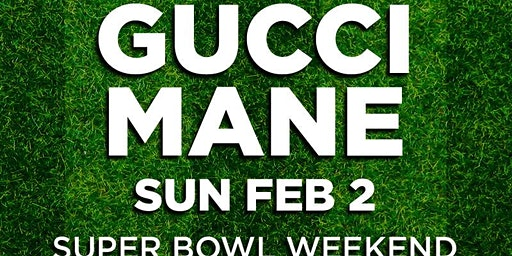 GUCCI MANE @ DRAIS NIGHTCLUB LAS VEGAS - SUPER BOWL SUNDAY