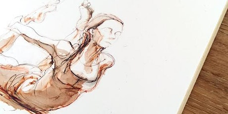 Life Drawing Class - Yoga Poses tickets