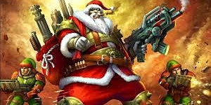 COME SEE TACTICAL SANTA!