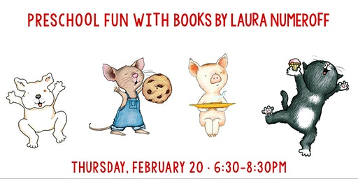 Preschool Fun with Books by Laura Numeroff