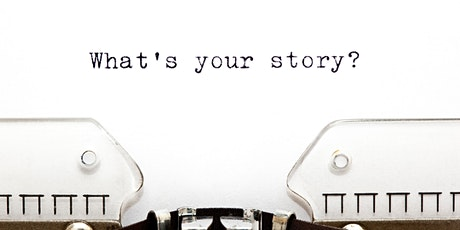CANCELLED: Boreas Workshop: Telling Your Story tickets