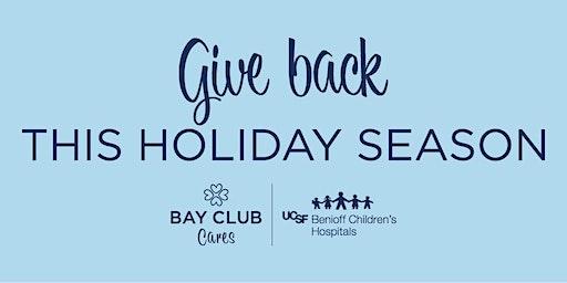 Bay Club Walnut Creek Sorting   Bay Club Cares