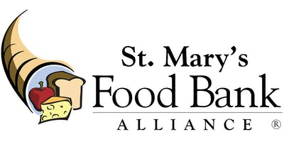 2019 Clemson Family Service Project at St. Mary's Food Bank Alliance
