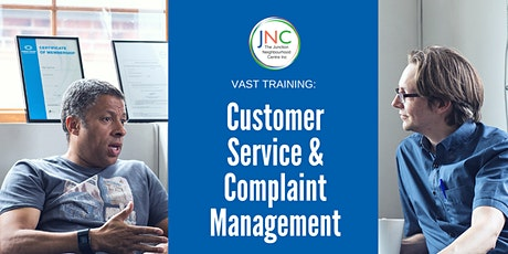 Customer Service & Complaint Management - June 2020  tickets