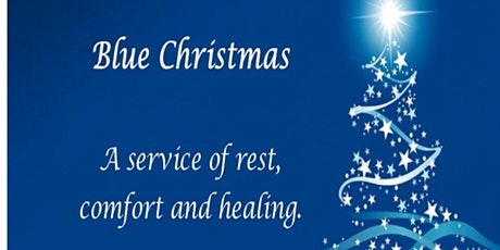 Blue Christmas Candlelight Healing Service tickets