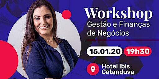 Workshop de gestão de finanças e Negócios