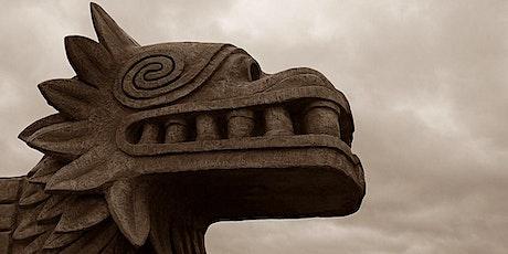 """Charla coloquio """"La serpiente emplumada: una mutación de la conciencia"""" entradas"""