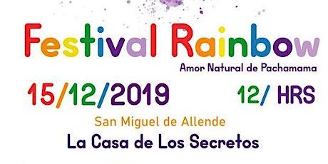 RAINBOW FEST / ECSTATIC DANCE  entradas