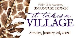 2nd Annual PUSH Girls Academy Brunch