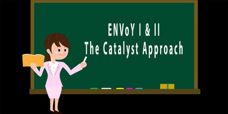 ENVoY I & II The Catalyst Approach tickets