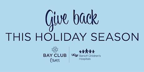 Bay Club San Francisco Sorting | Bay Club Cares tickets