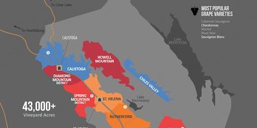 Wine Education 201: Napa Valley Reserve List