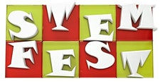 2nd International Festival of Science, Technology, Engineering and Mathematics (STEMfest) 2015 logo