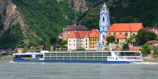 European River Cruising with Nicole Foote - Carlson-Wagonlit Travel - AM