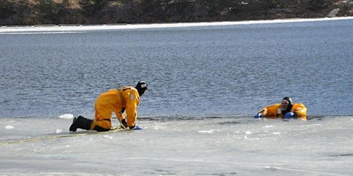 Dive Rescue International - Surface Ice Rescue