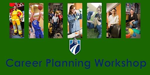Career Planning Workshop-Fort Atkinson Campus (Sping 2020)