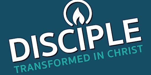 DISCIPLE @ Most Holy Trinity (2020)