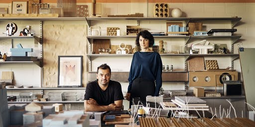 Architecture Lecture Series #1 -  Rodney Eggleston and Anne-Laure Caigneaux