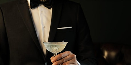 Ginworld Casino Royale Dapper Martini Pop Up at The Gibson DC tickets