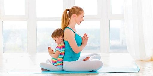 Parent + Kid Mindfulness Workshop