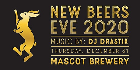 New Beers Eve 2020 tickets