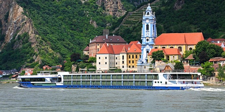 European River Cruising with Nicole Foote - Carlson-Wagonlit Travel - PM tickets