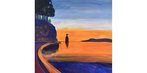 Seawall by Stanley Park Paint & Sip Night - Art...