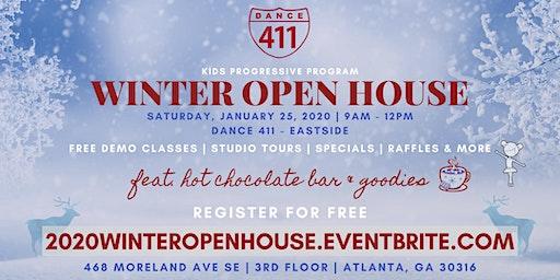 2020 Winter Progressive Program Open House