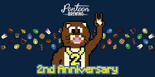 Pontoon Brewing's 2nd Anniversary Party