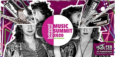 BB Music Summit 2020 in San Francisco tickets