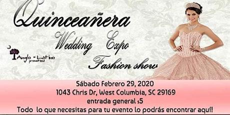 South Carolina Quinceañera & Wedding Expo tickets