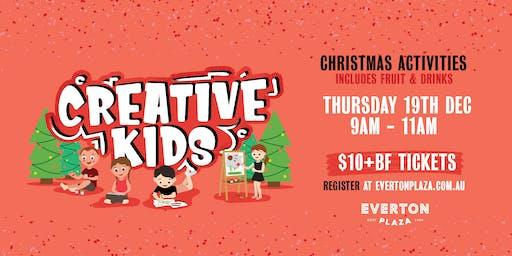 Creative Kids - Christmas Activity