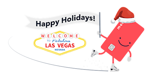 Monzo Vegas Holiday Party
