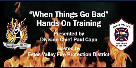 Firefighter Survival Hands On Training tickets